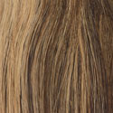 VL Straight-#4/14-Chocolate Brown with Caramel Highlights