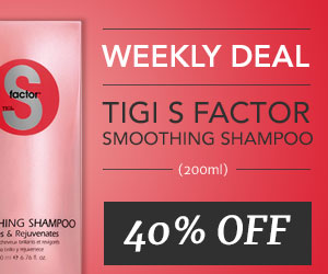 Tigi S Factor Smoothing Shampoo (200ml)