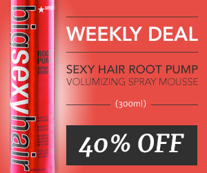 Sexy Hair Big Root Pump Volumizing Spray Mousse (300ml)