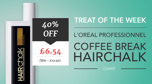 L'Oréal Professionnel Hairchalk and Applicator - Coffee Break (50ml)