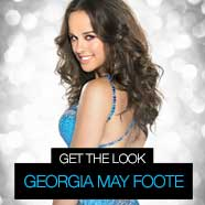 Get the look: Georgia May Foote