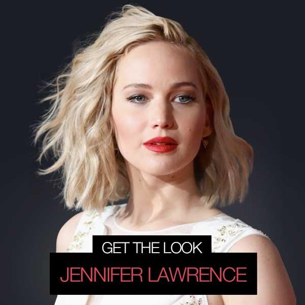 Get the look - Jennifer Lawrence