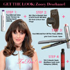 Get The Look: Zooey Deschanel