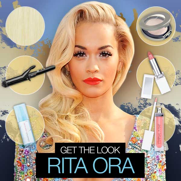 Get the Look: Rita Ora