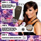 Get The Look: Frankie Sandford