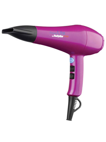 BABYLISS POWERLITE DRYER (HOT PINK)