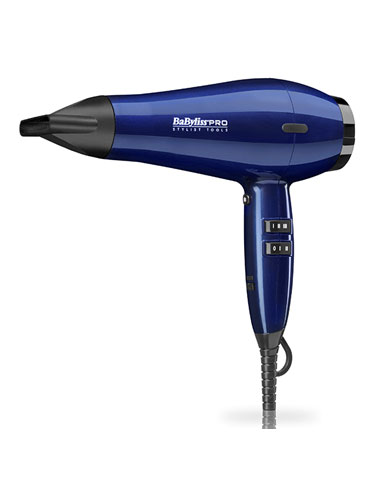 BaByliss Pro Brilliance Cobalt Blue Limited Edition Dryer