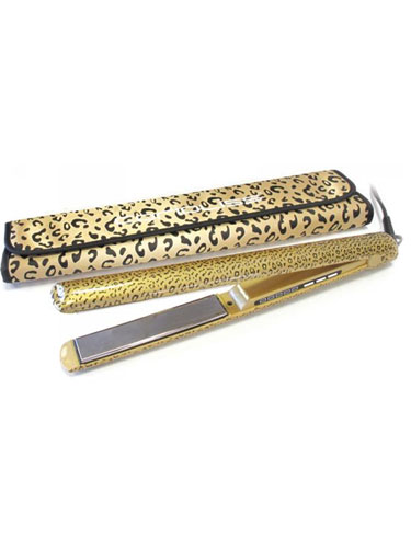 Corioliss C3 Professional Iron - Gold Leopard
