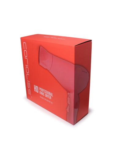 Corioliss HD Professional Ionic Dryer - Coral