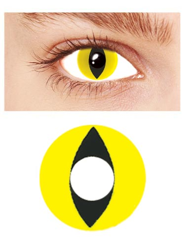 Eye like it Fantasy Color Eye Accessories(047)
