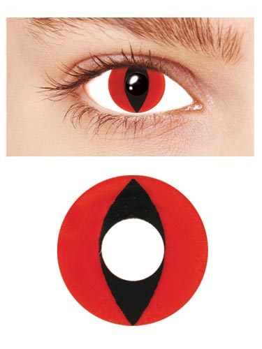 Eye like it Fantasy Color Eye Accessories(048)