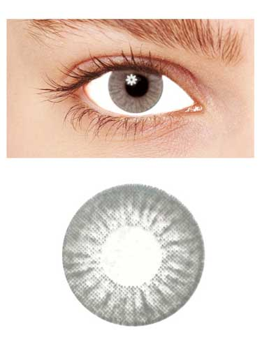 Eye like it 1 Tone Color Eye Accessories(HA11)