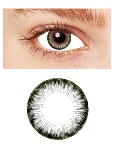 Eye like it 2 Tones Color Eye Accessories(HV21)