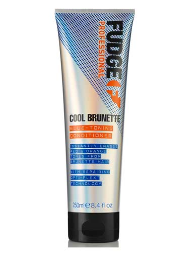 Fudge Cool Brunette Blue Toning Conditioner (250ml)