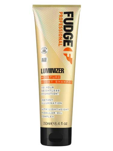 Fudge Luminizer Moisture Boost Shampoo (250ml)