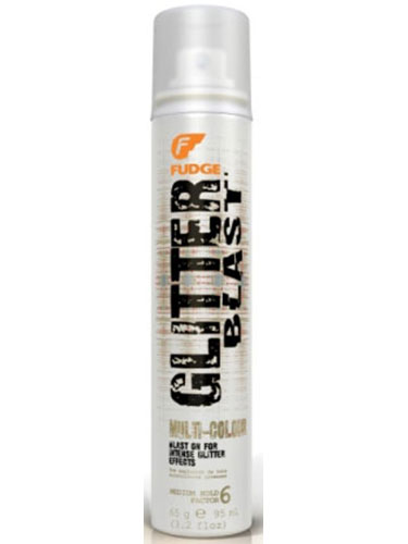 Fudge Glitter Blast Multi Colour (65g)