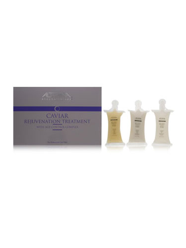 Alterna Enzymetherapy Caviar Rejuvenation Treatment with Age-Control Complex