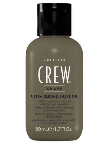 American Crew Ultra Gliding Shave Oil (50ml)