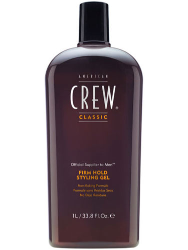 American Crew Firm Hold Styling Gel (1000ml)