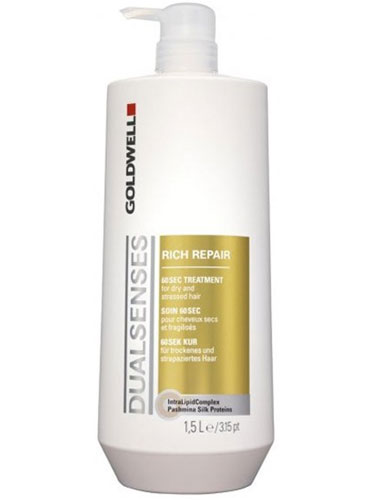 Goldwell Dualsenses Rich Repair 60 Second Treatment (1500ml)