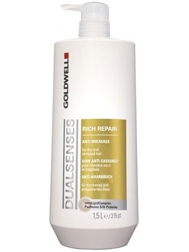 Goldwell Dualsenses Rich Repair Cream Shampoo (1500ml)