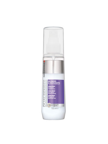 Goldwell Dualsenses Blondes and Highlights Anti-Brassiness Serum Spray (150ml)