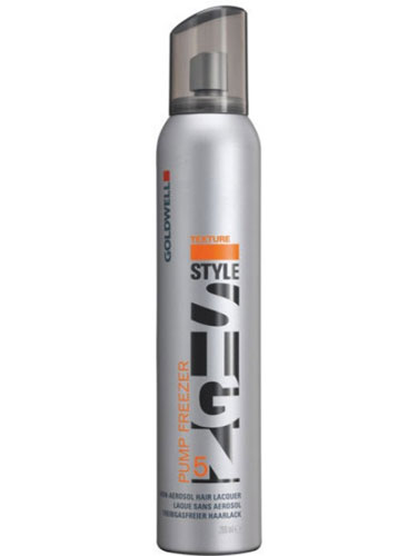 Goldwell StyleSign Pump Freezer Non-Aerosol Hair Lacquer (200ml)
