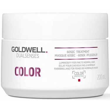 GoldWell Dualsense Color 60Sec Treatment Masque