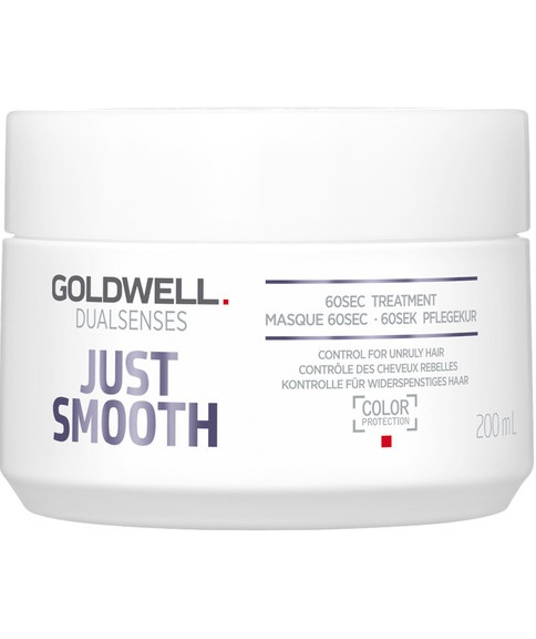 Goldwell Dualsenses Just Smooth 60 Sec Treatment Masque 200ml