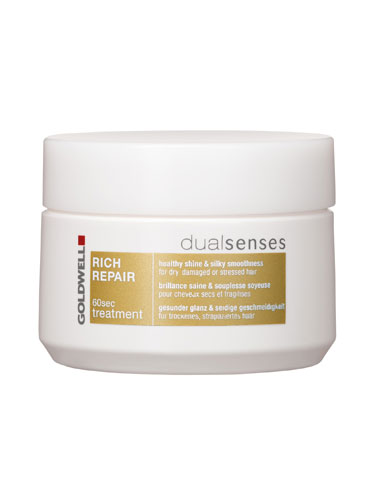 Goldwell Dualsenses Rich Repair 60 Sec Treatment (200ml)