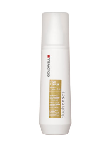 Goldwell Dual Senses Rich Repair Leave In Cream Fluid (150ml)