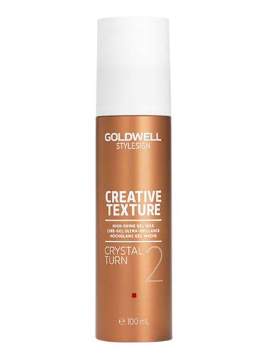 Goldwell StyleSign Creative Texture Crystal Turn Gel Wax (100ml)