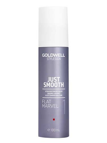 Goldwell StyleSign Just Smooth Flat Marvel Straightening Balm (100ml)