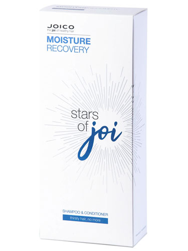 Joico Stars of Joi Moisture Recovery Shampoo and Conditioner Gift Pack