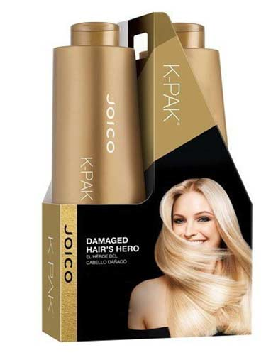 Joico K-Pak Duo for Damaged Hair (2 x 1000ml)