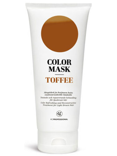 KC Professional Color Mask - Toffee (200ml)