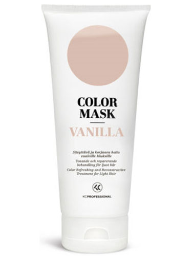 KC Professional Color Mask - Vanilla (200ml)