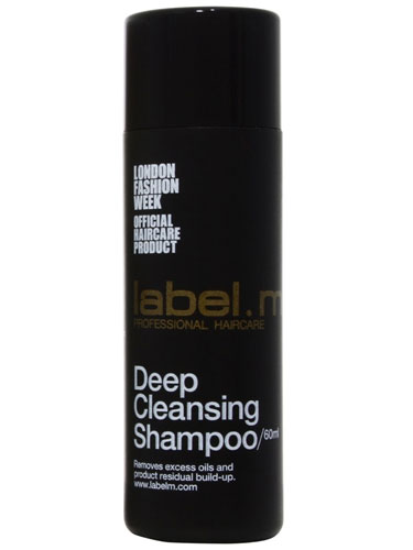 Label.m Deep Cleansing Shampoo (60ml)