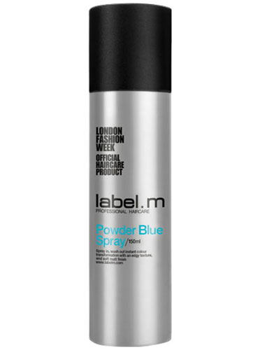 Label.m Powder Blue Spray (150ml)