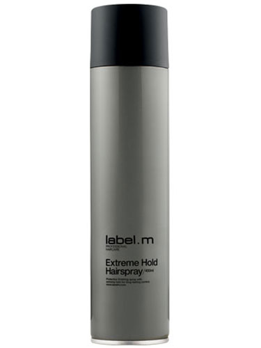 Label.m Extreme Hold Hairspray (400ml)