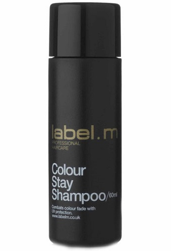 label.m Colour Stay Shampoo Travel Size 60ml