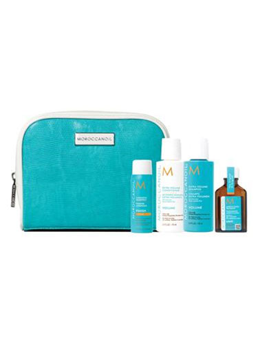 Moroccanoil Volume and Style Travel Kit (4 items)