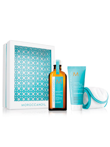 Moroccanoil Light Treatment Gift Collection