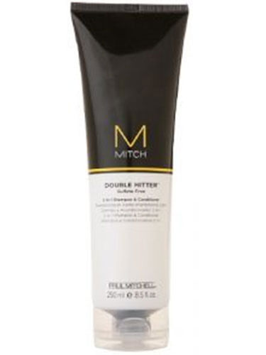 Mitch Double Hitter Sulfate-free 2-in-1 Shampoo & Conditioner (75ml)