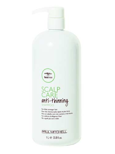 Paul Mitchell Tea Tree Scalp Care Anti-thinning Shampoo (1000ml)