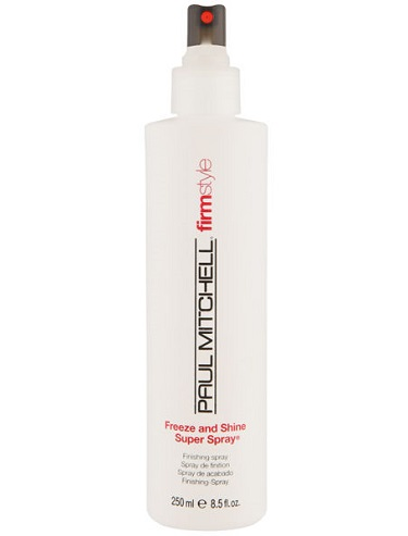 Paul Mitchell Freeze and Shine Super Spray (250ml)