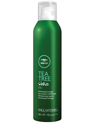 Paul Mitchell Tea Tree Shave Gel (200ml)