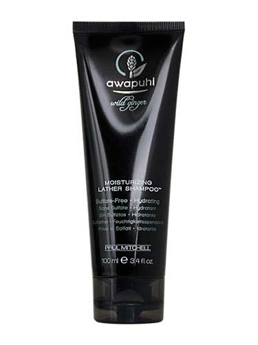 Paul Mitchell Awapuhi Wild Ginger Moisturising Lather Shampoo (100ml)