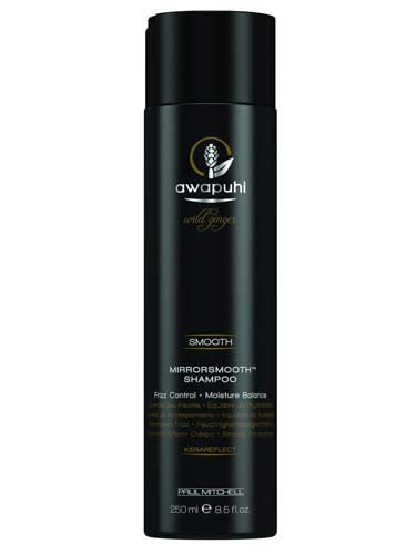 Paul Mitchell Awapuhi Wild Ginger Mirror Smooth Shampoo (250ml)