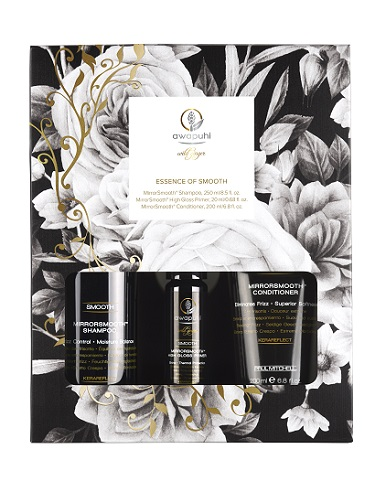 Paul Mitchell ESSENCE OF SMOOTH Christmas Gift Pack